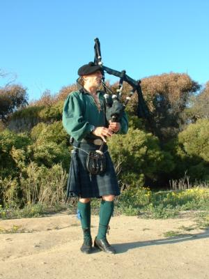Robert Burns | San Diego, CA | Bagpipes | Photo #4