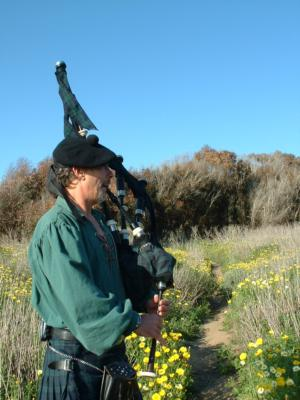 Robert Burns | San Diego, CA | Bagpipes | Photo #5