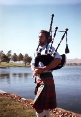 Robert Burns | San Diego, CA | Bagpipes | Photo #6