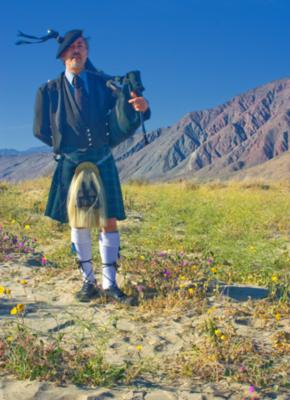 Robert Burns | San Diego, CA | Bagpipes | Photo #20