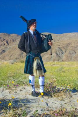 Robert Burns | San Diego, CA | Bagpipes | Photo #21