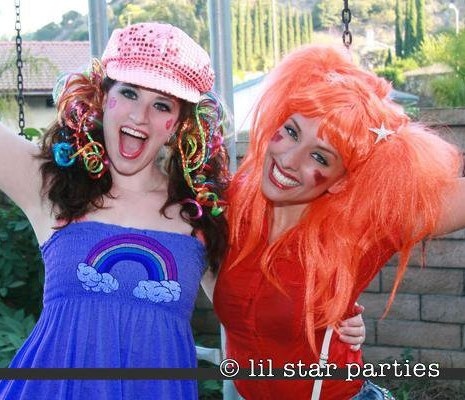 Lil' Star Parties - Costumed Character - Studio City, CA