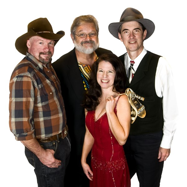Kathy Boyd & Phoenix Rising - Bluegrass Band - Tualatin, OR