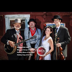 Christmas Valley Bluegrass Band | Kathy Boyd & Phoenix Rising
