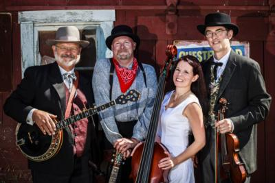 Kathy Boyd & Phoenix Rising | Tualatin, OR | Bluegrass Band | Photo #1