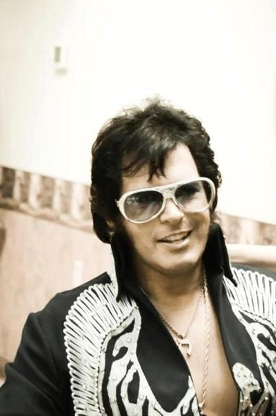 Steve Brandes- W Or W/O The Edge of Reality Band - Elvis Impersonator - Troy, IL