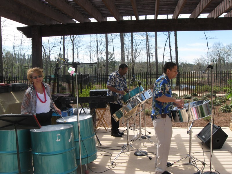 The Tropical Island Players - Steel Drum Band - Seneca, SC