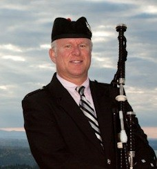 Seattle Bagpiper | Seattle's Bagpiper Neil Hubbard