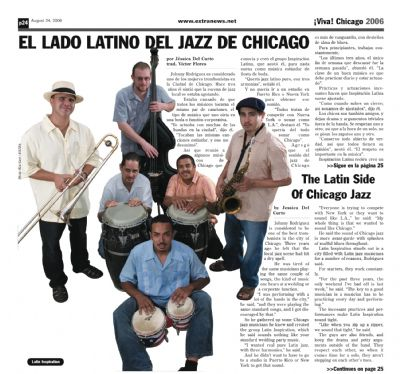 Latin Inspiration | Chicago, IL | Salsa Band | Photo #2