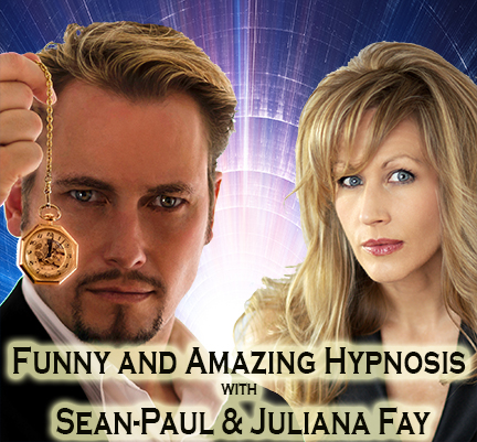 Comedy Stage Hypnotists - Sean-Paul & Juliane Fay - Hypnotist - Minneapolis, MN