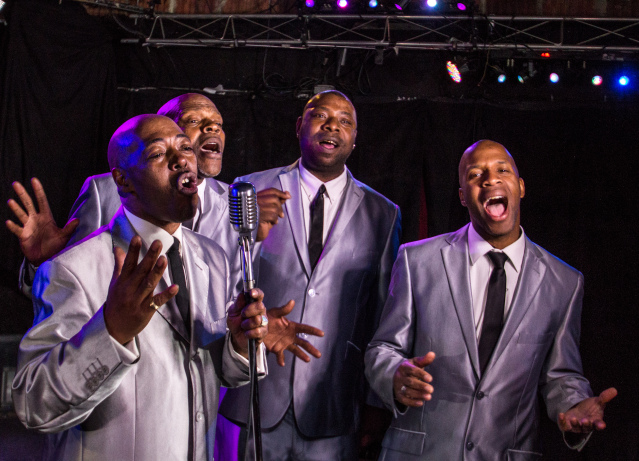 The Tee Tones - A Cappella Group - New York City, NY