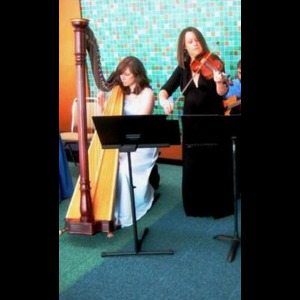 Atlantic City Jazz Duo | Grace Note Strings ~ Weddings, Beach & Church