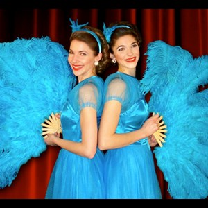Yell Cabaret Group | Gracie & Lacy