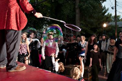 Professor Bubblemaker's Eclectic Entertainments | Parkersburg, WV | Magician | Photo #16