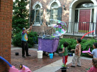 Professor Bubblemaker's Eclectic Entertainments | Parkersburg, WV | Magician | Photo #9