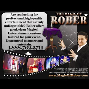 Canal Point Magician | Magic Of Rober