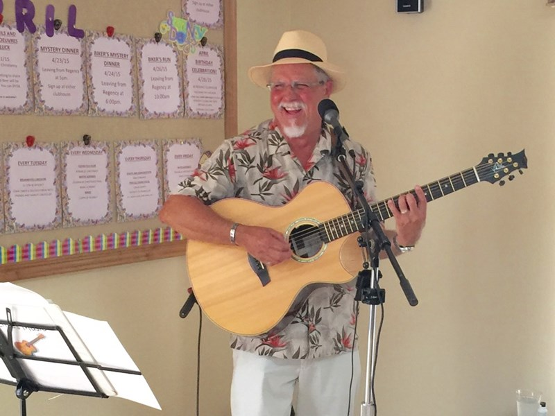 Ernie Garland - Pop Acoustic Guitarist - Deland, FL