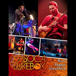 Topeka Reggae Band | Soca Jukebox