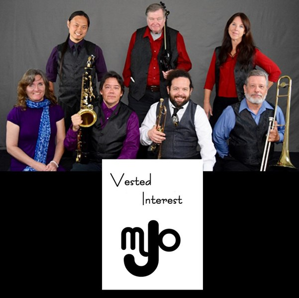 Vested Interest Mini Jazz Orchestra/Quartet - Swing Band - Rosemead, CA