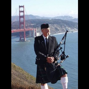 Wilson Bagpiper | Champion Bagpiper For San Francisco Bay