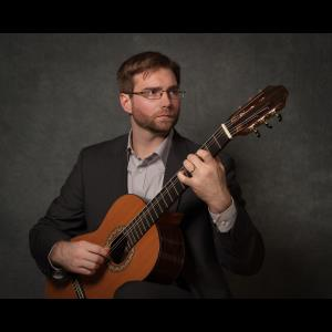 Daniel Hartington - Classical Guitarist - Hartford, CT