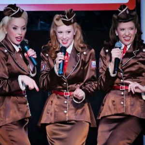 Yell Cabaret Group | The Victory Belles