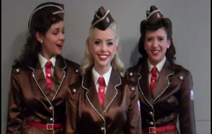 The Victory Belles | New Orleans, LA | Americana Trio | The National Anthem