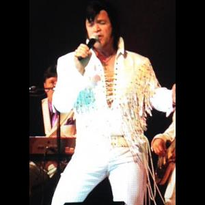 Tony Freitas  elvis tribute artist - Elvis Impersonator - Oakdale, CA