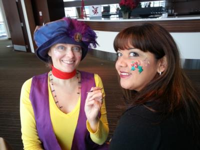 Picasso Painters | Toronto, ON | Face Painting | Photo #1