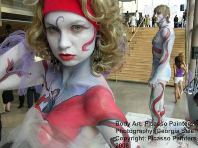 Picasso Painters | Toronto, ON | Face Painting | Photo #21