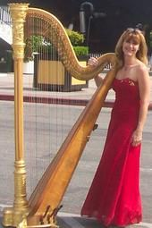 Katrina Saroyan | Los Angeles, CA | Harp | Photo #2