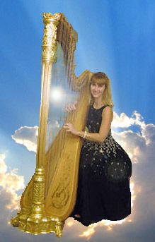 Katrina Saroyan | Los Angeles, CA | Harp | Photo #4