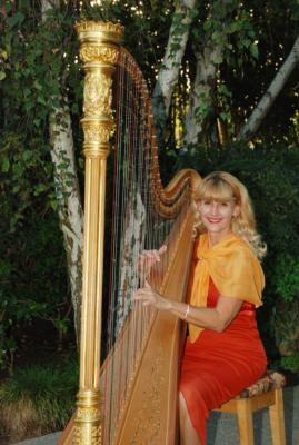 Katrina Saroyan | Los Angeles, CA | Harp | Photo #13