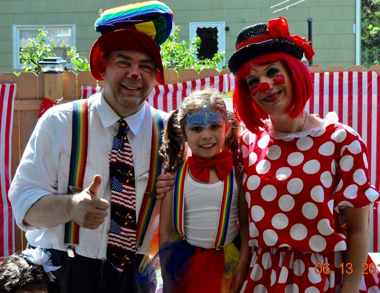 Sassi The Clown And Sassi Entertainment Unlimited