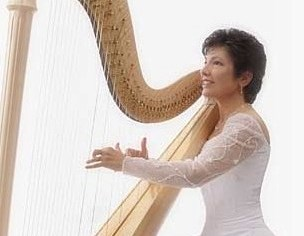 Joanna Mell - Classical Harpist - Quakertown, PA