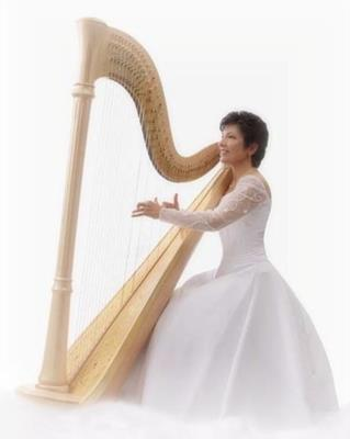 Joanna Mell | Corona, CA | Classical Harp | Photo #1