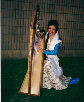 Joanna Mell | Corona, CA | Classical Harp | Photo #10