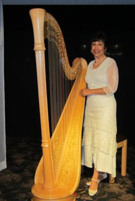 Joanna Mell | Corona, CA | Classical Harp | Photo #12