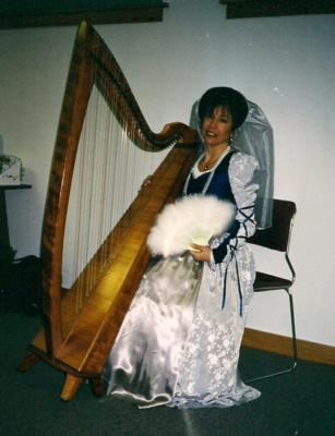 Joanna Mell | Corona, CA | Classical Harp | Photo #8