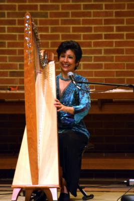 Joanna Mell | Corona, CA | Classical Harp | Photo #6