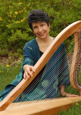 Joanna Mell | Corona, CA | Classical Harp | Photo #7