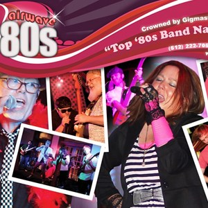 Burnet 80s Band | Airwave 80s