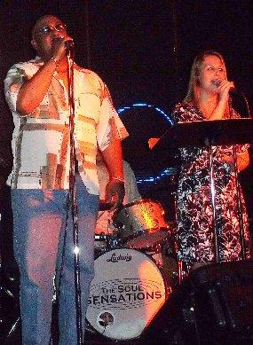 The Soul Sensations | Northampton, MA | R&B Band | Photo #13