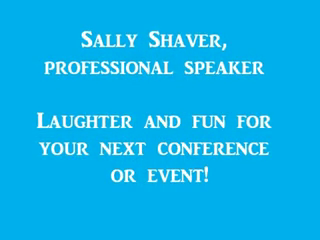 Sally Shaver DuBois | Ames, IA | Motivational Speaker | Smilepresentationssample