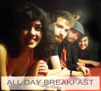 The All Day Breakfast | Toronto, ON | Pop Band | Photo #4