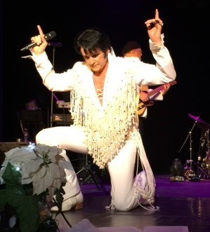 Wayne's Elvis Show - Elvis Impersonator - Burlington, NC