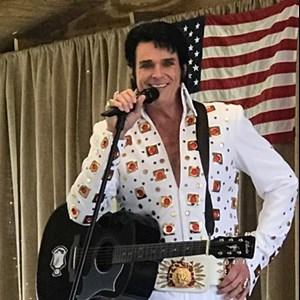 Burlington, NC Elvis Impersonator | Wayne Euliss - A Salute To Elvis