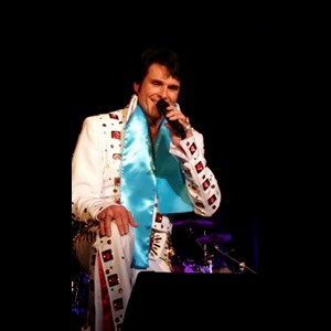 Charleston Elvis Impersonator | Wayne's Elvis Show