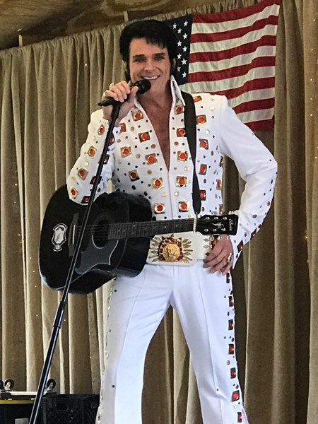 Wayne Euliss - A Salute To Elvis - Elvis Impersonator - Burlington, NC