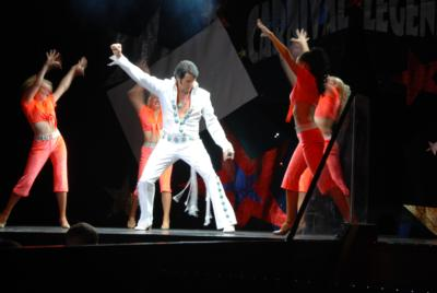 Wayne's Elvis Show | Greensboro, NC | Elvis Impersonator | Photo #7